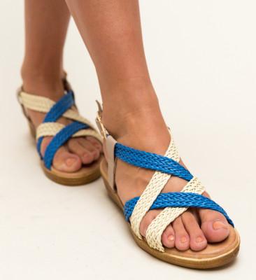 Sandale Nanie Albastre