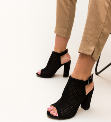 Sandale Osione Negre