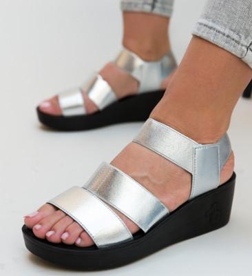 Sandale Ozan Argintii
