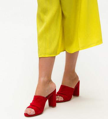 Sandale Parker Rosii