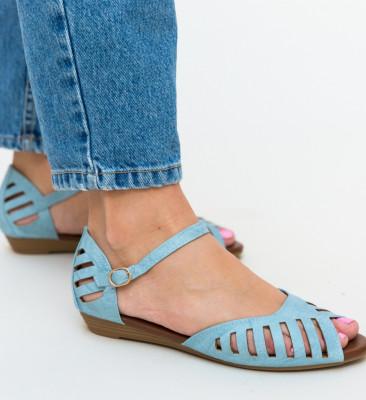 Sandale Penn Albastre