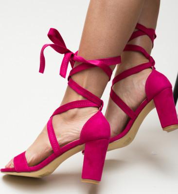 Sandale Percea Roz