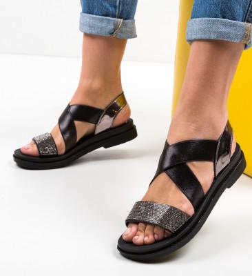 Sandale Pinos Gri