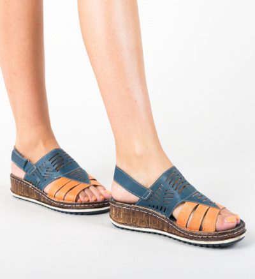 Sandale Rada Albastre