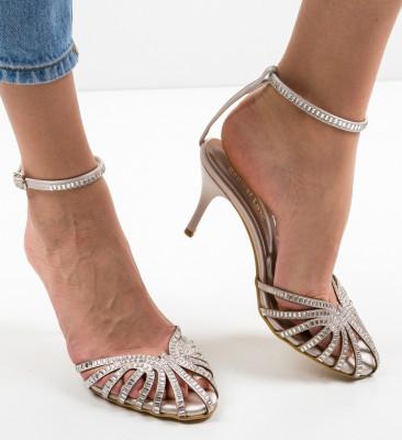 Sandale Renwar Gri