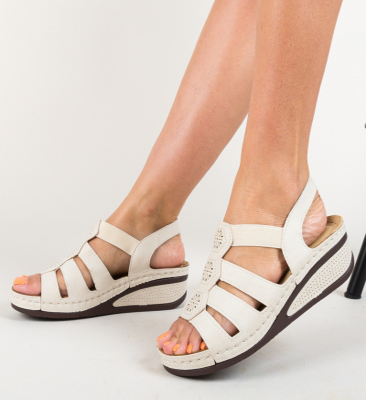 Sandale Robles Bej