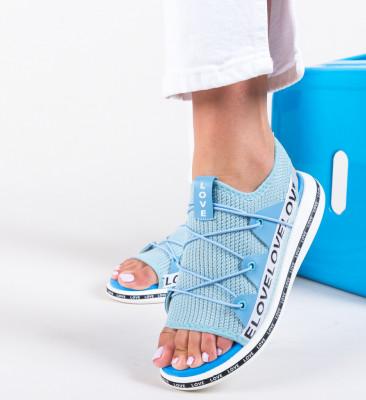 Sandale Storen Albastre