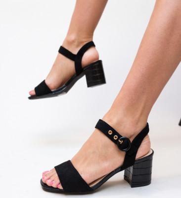 Sandale Stuart Negre