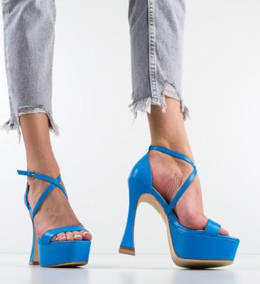 Sandale Turner Albastre
