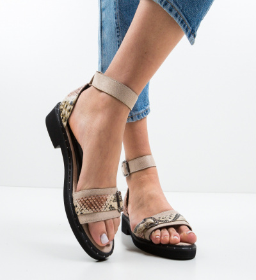 Sandale Wowse Bej