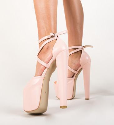 Sandale Zaria Roz