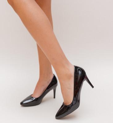 Pantofi Sefin Negri