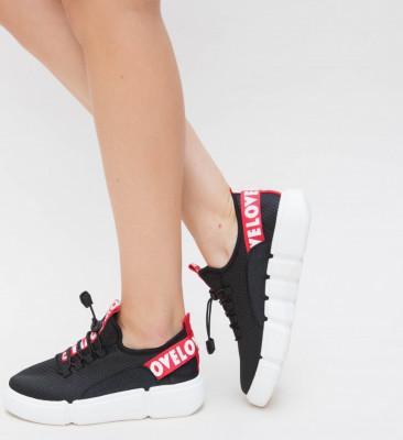Pantofi Sport Misha Rosii