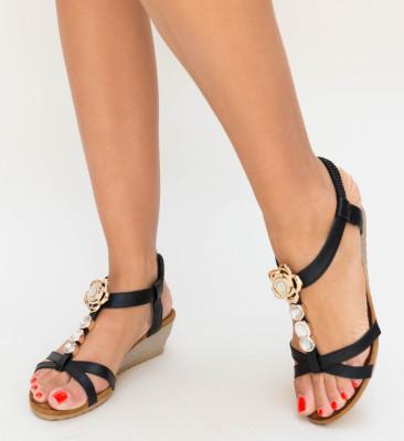 Sandale Lincan Negre