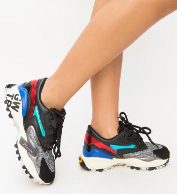 Pantofi Sport Fils Negri