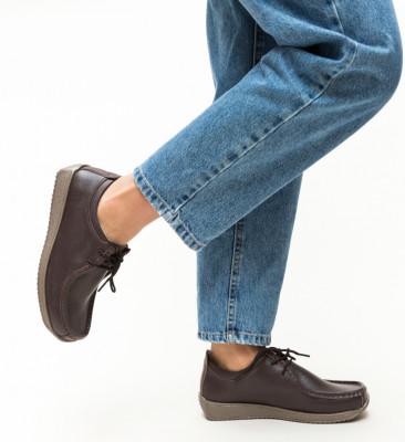 Pantofi Casual Helvetic Maro 2