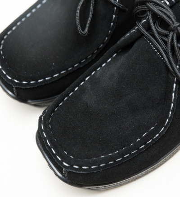 Pantofi Casual Helvetic Negri