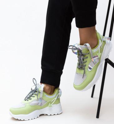 Pantofi Sport Vishal Verzi