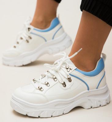 Pantofi Sport Tariq Albastri