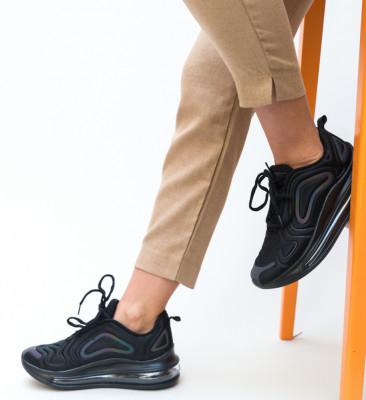 Pantofi Sport Homer Negri