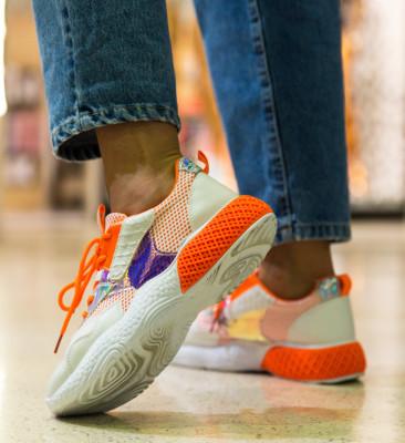 Pantofi Sport Sanaya Portocalii