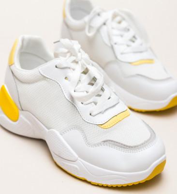 Pantofi Sport Avni Galbeni