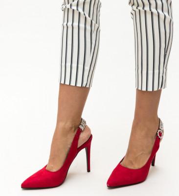 Pantofi Saga Rosii