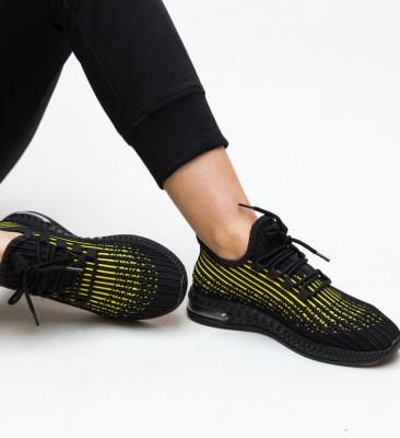 Pantofi Sport Samir Galbeni