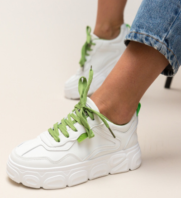 Pantofi Sport Sprinter Verzi