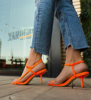Sandale Wilma Portocalii