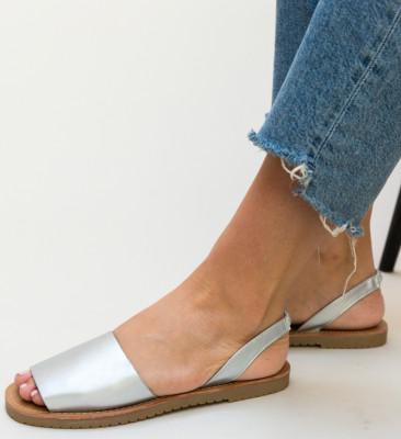 Sandale Jorden Argintii