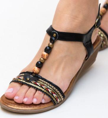 Sandale Stein Negre