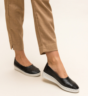 Pantofi Casual Egipt Negri