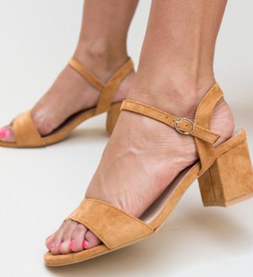 Sandale Aran Camel
