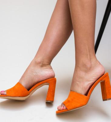 Sandale Guste Portocalii