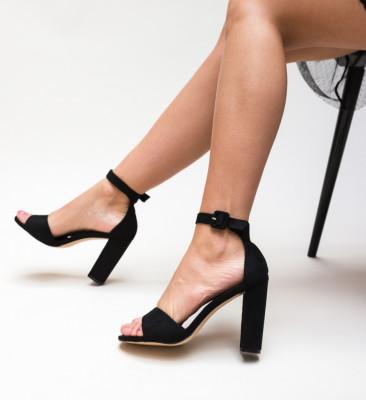 Sandale Galia Negre