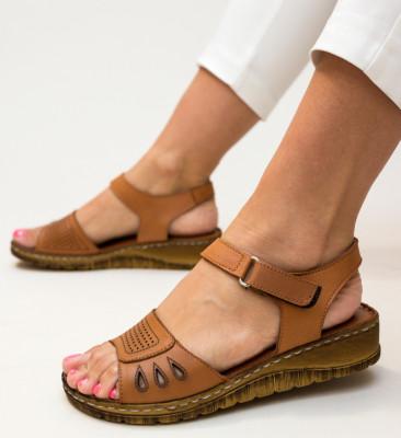 Sandale Perlo Maro