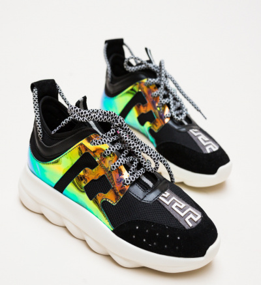 Pantofi Sport Medoza Aurii 2