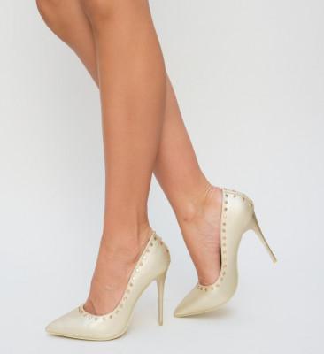 Pantofi Abba Aurii
