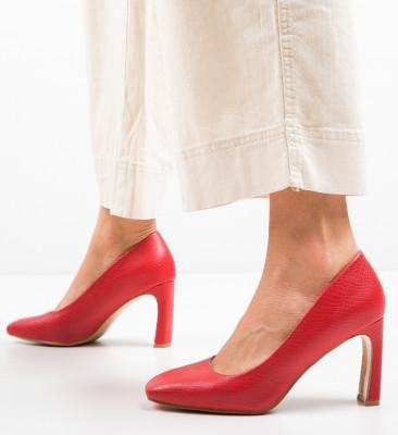 Pantofi Azab Rosii