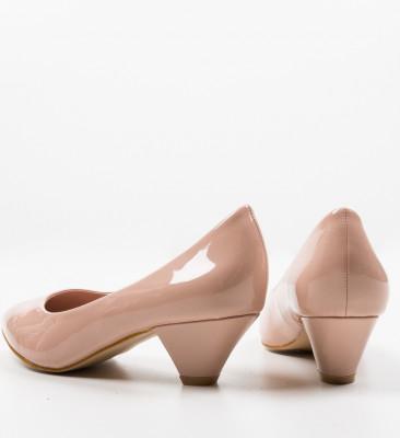 Pantofi Butt Nude