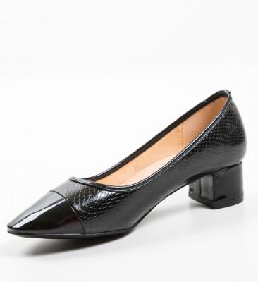 Pantofi Camro Negri