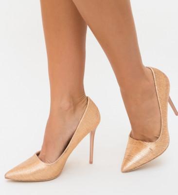 Pantofi Carten Aurii 2