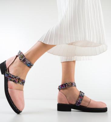Pantofi Casual Bestaja Roz