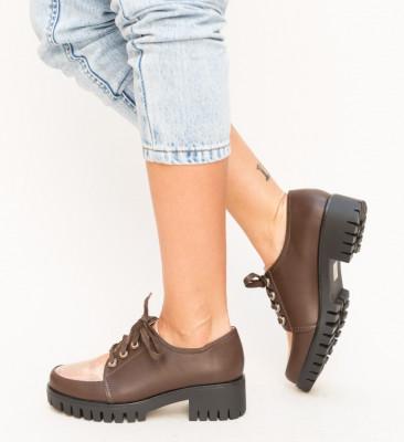 Pantofi Casual Bona Maro