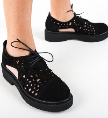Pantofi Casual Brann Negri