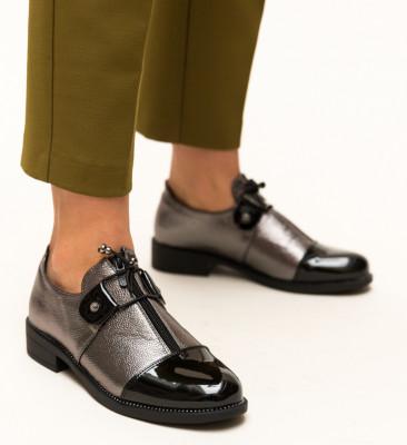 Pantofi Casual Brenna Gri