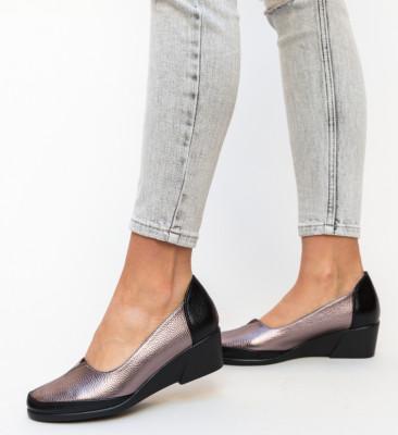 Pantofi Casual Bush Gri