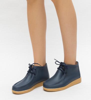 Pantofi Casual Defendo Albastri