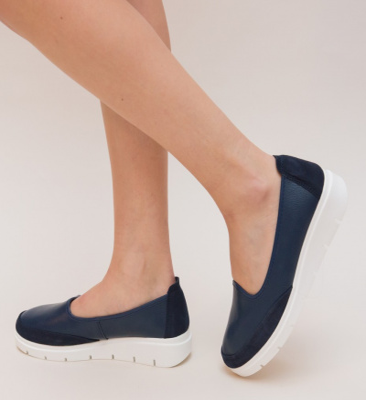 Pantofi Casual Dole Albastri